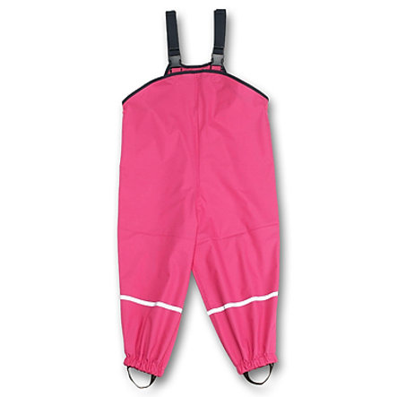 PLAYSHOES regn overalls, i pink