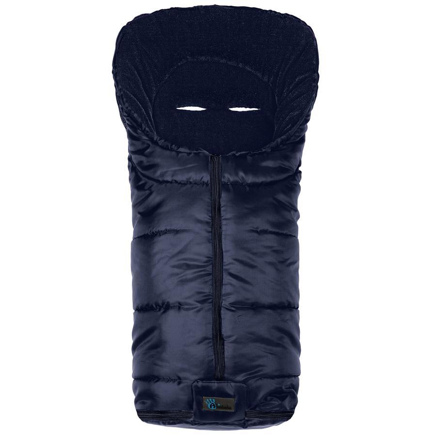 Alta Bébe Zimní fusak Basic Footmuff tmavě modrý