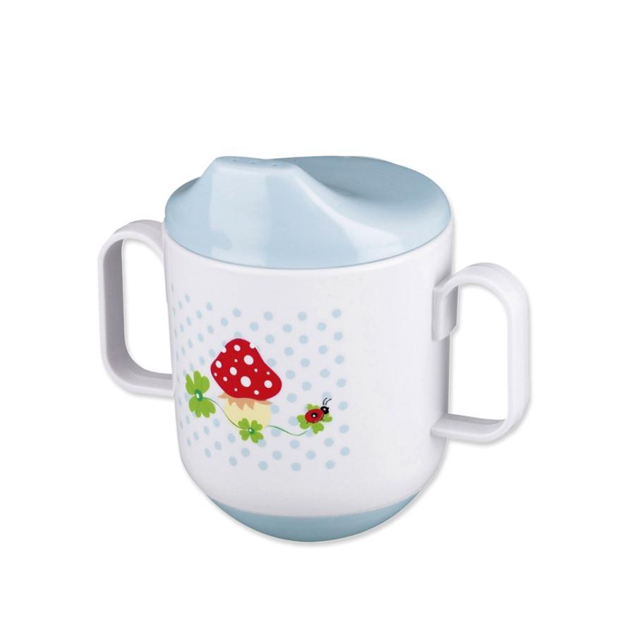 COPPENRATH Training Mug Baby Luck light blue