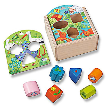 HABA Sorting box Animals