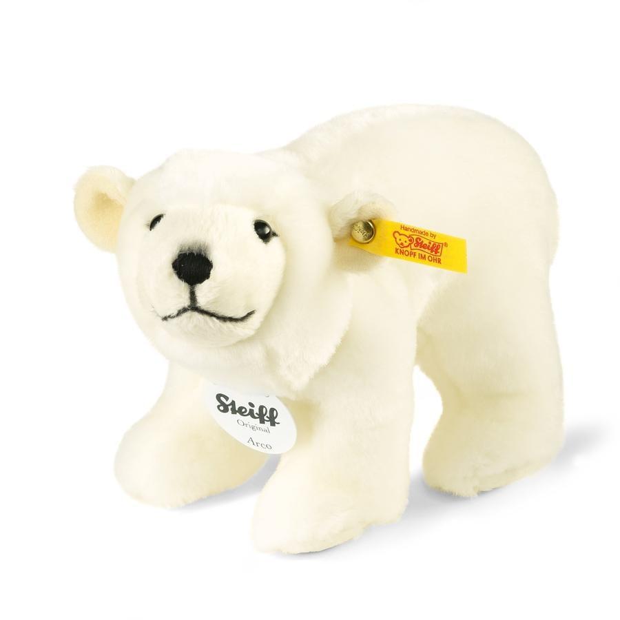 Steiff Arco Isbjørn, 18cm, står