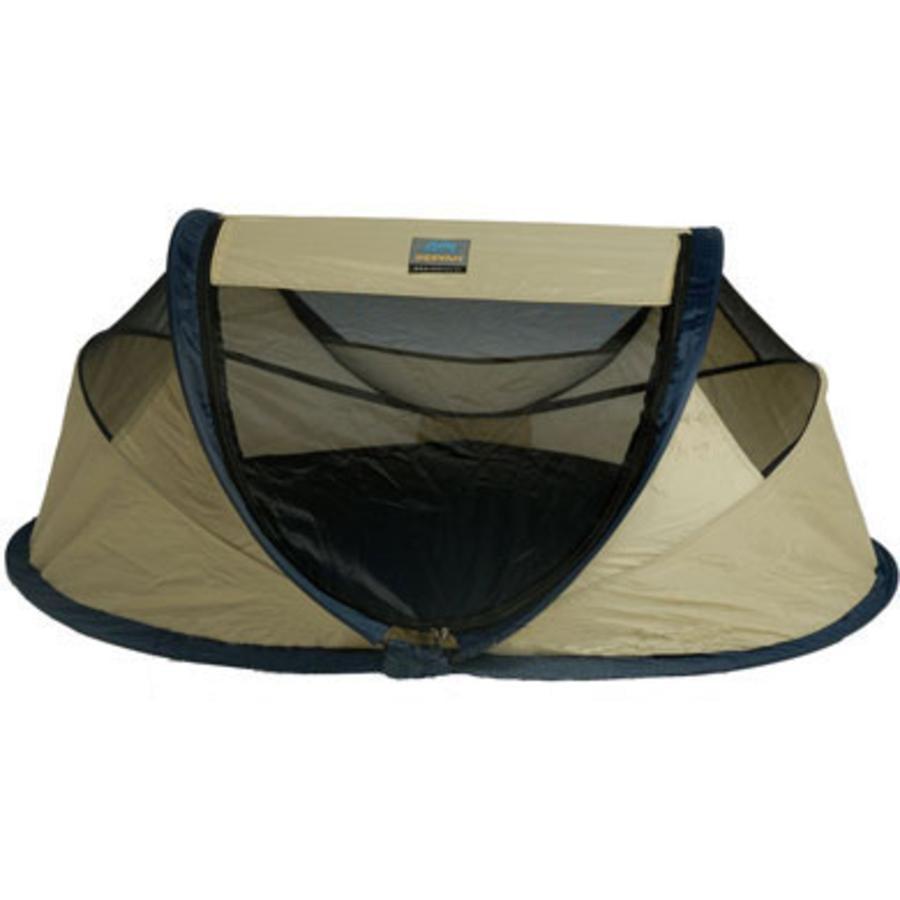 Deryan Lit parapluie/tente Travel Cot Baby khaki