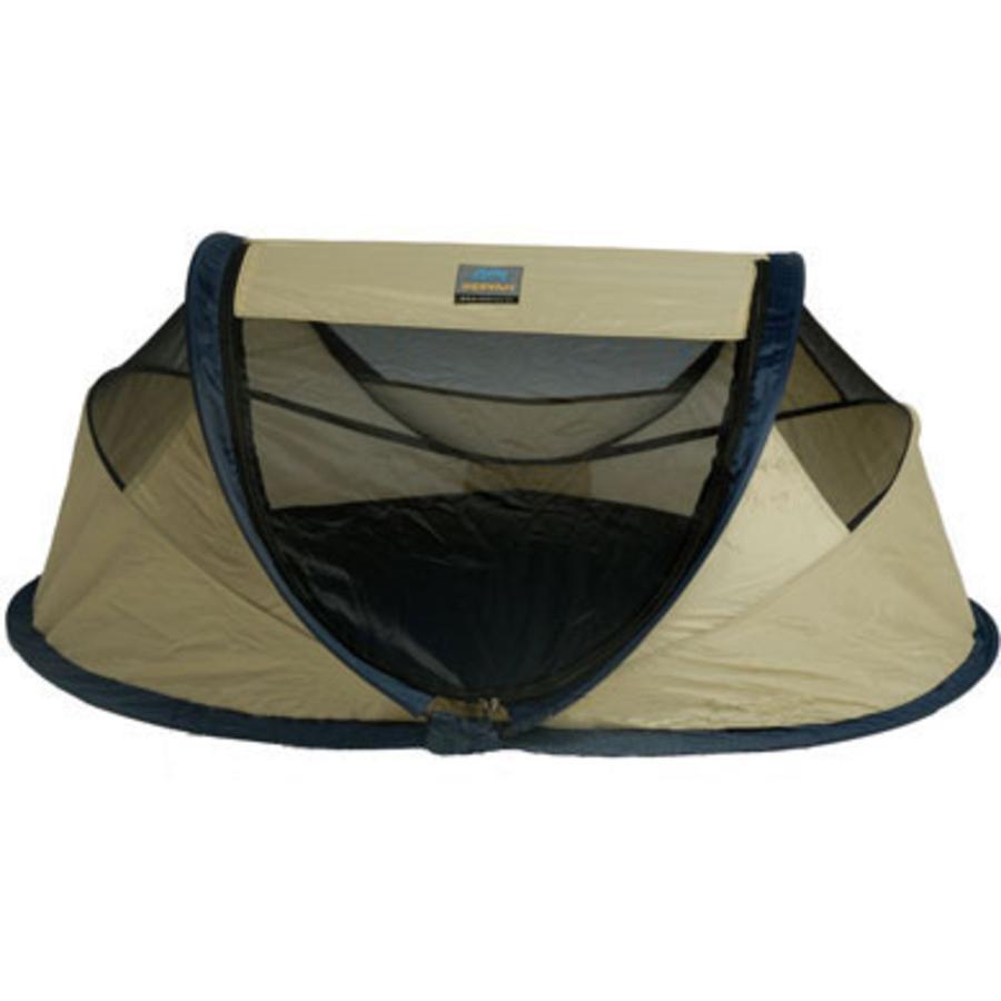 Deryan Travel Bed / Travel Cot Baby Tent Khaki