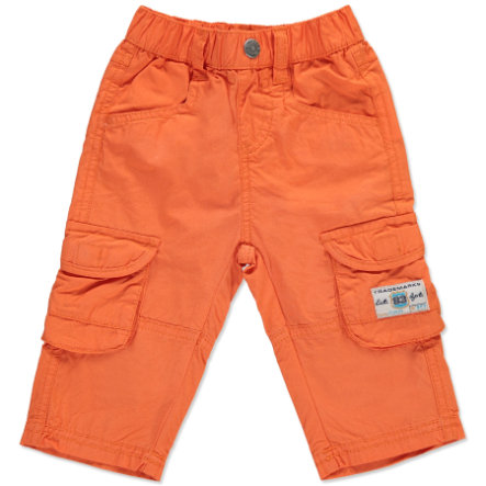 TRICKY TRACKS Boys Mini Pantalone, orange