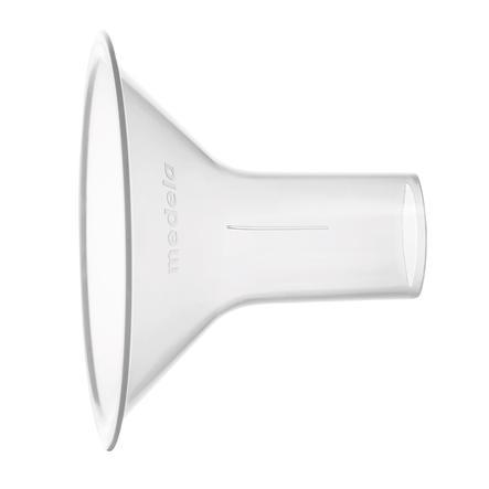 MEDELA PersonalFit Brösttratt Storlek XL,  30 mm  i diameter, 2 stycken