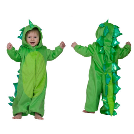 FUNNY FASHION Costume da Carnevale Drago Dino