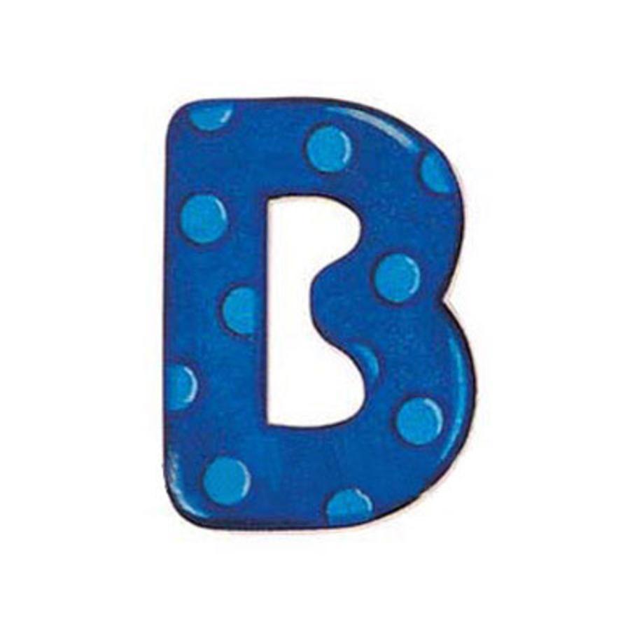 SELECTA dřevěné písmenko B