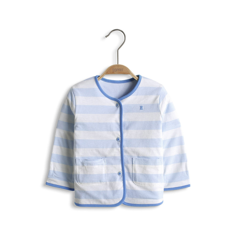 ESPRIT Boys Baby Reversible Jacket daylight blue