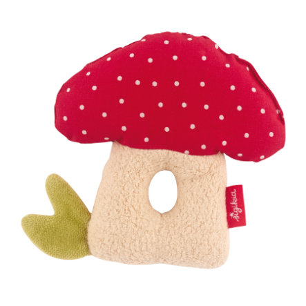 SIGIKID Organic Collection - Hochet Champignon