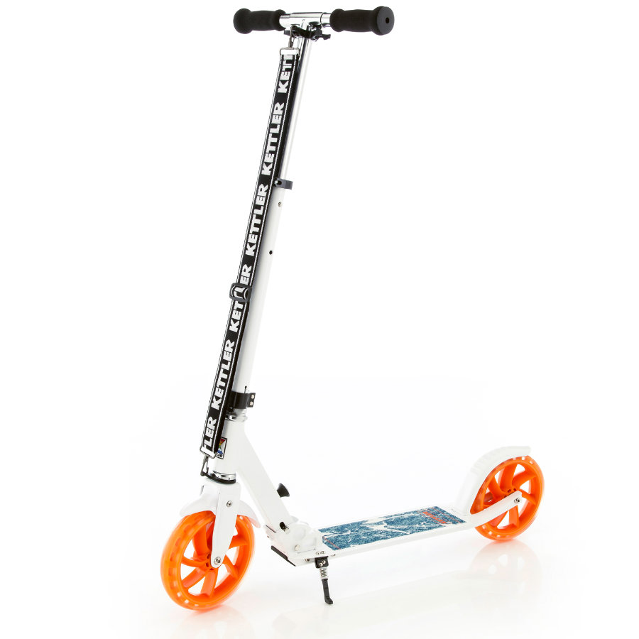 KETTLER Alu-Roller Scooter Zero 8 Authentic Blue