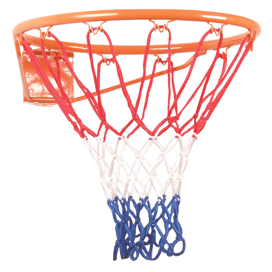 HUDORA Outdoor basketbalring met net 71700