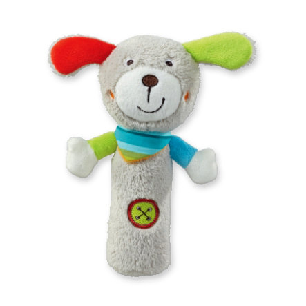 FEHN Peluche con squittio Cane HOLIDAY