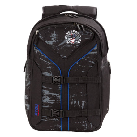 4YOU Flash RS Backpack Boomerang Sport, 227-44 Always & Forever