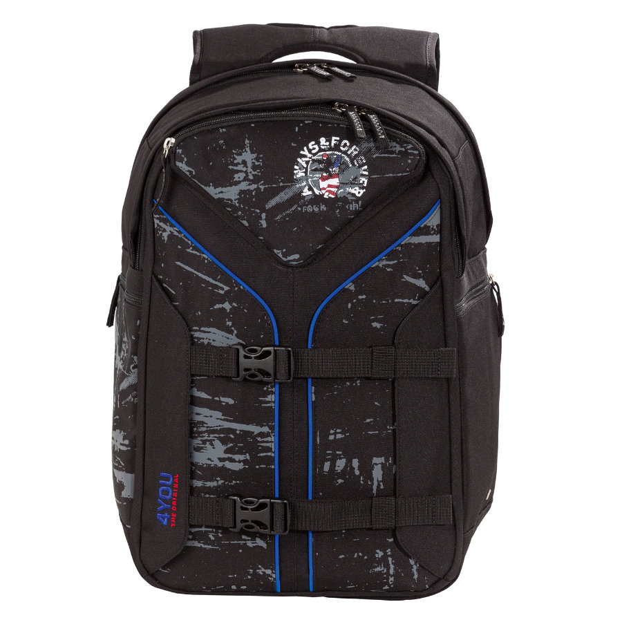 4YOU Flash RS Rucksack Boomerang Sport, 227-44 Always & Forever