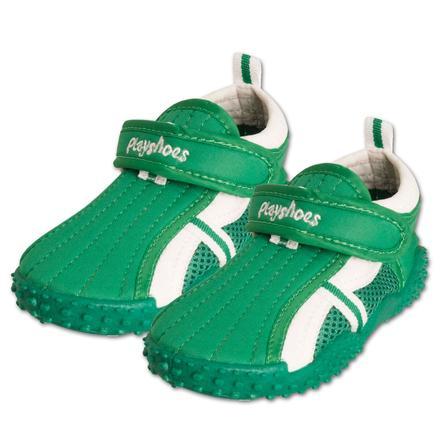 PLAYSHOES UV-suojatut rantakengät, vihreä
