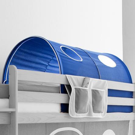 TICAA Tunnel per letto rialzato o a castello - Blu