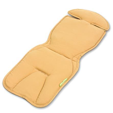 buggypod Matelas d'assise de siège passager de poussette sable