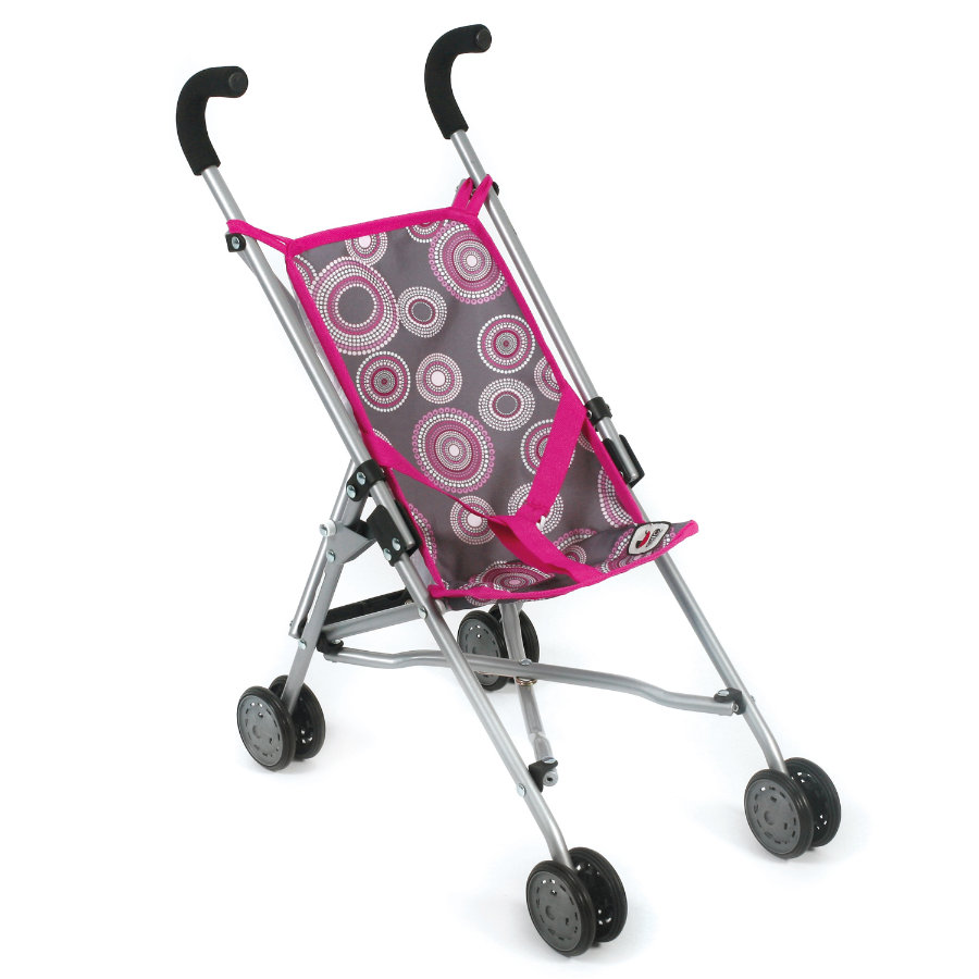 BAYER CHIC 2000 Mini-Buggy ROMA pink pearls
