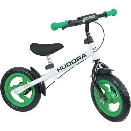 HUDORA Bicicletta senza pedali Ratzfratz, verde 10370