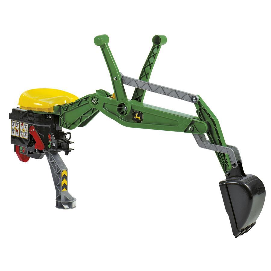 rolly®toys Pelle arrière pour tracteur enfant John Deere 409358