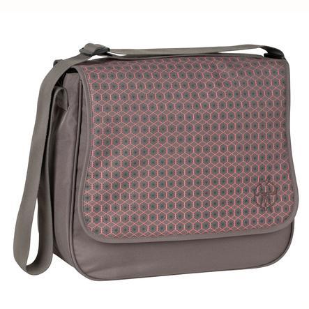 LÄSSIG Sac à langer Basic Messenger Bag Comb slate