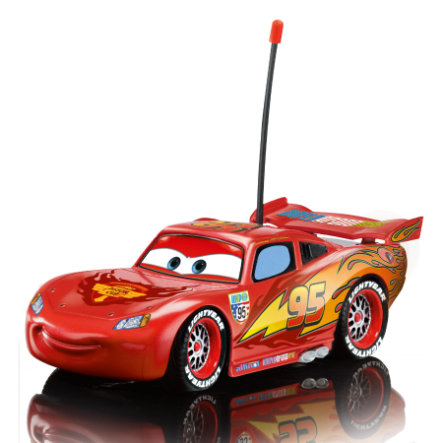 SIMBA RC Lightning McQueen, rood