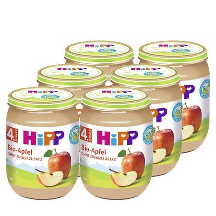 HiPP Bio Apfel 6x125g