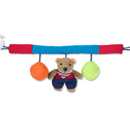 STERNTALER Kinderwagenkette Bär Ben