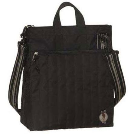 LÄSSIG Přebalovací taška Casual Star - Solid Black