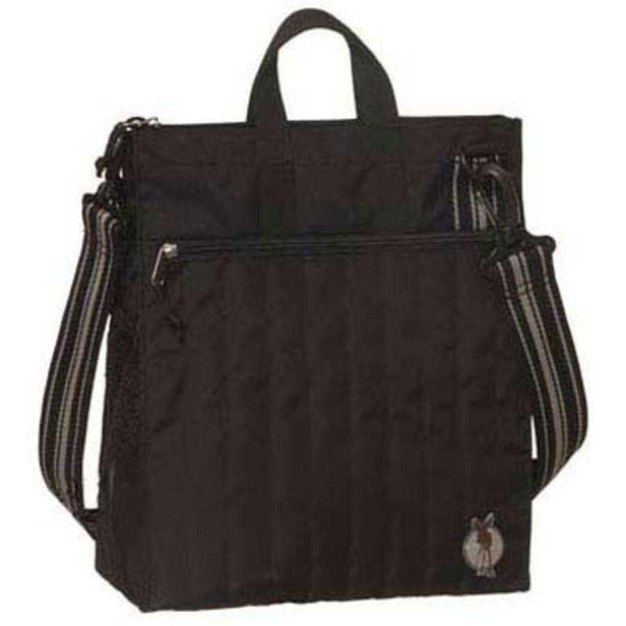 LÄSSIG Skötväska Casual Star Buggy  Bag Solid Black
