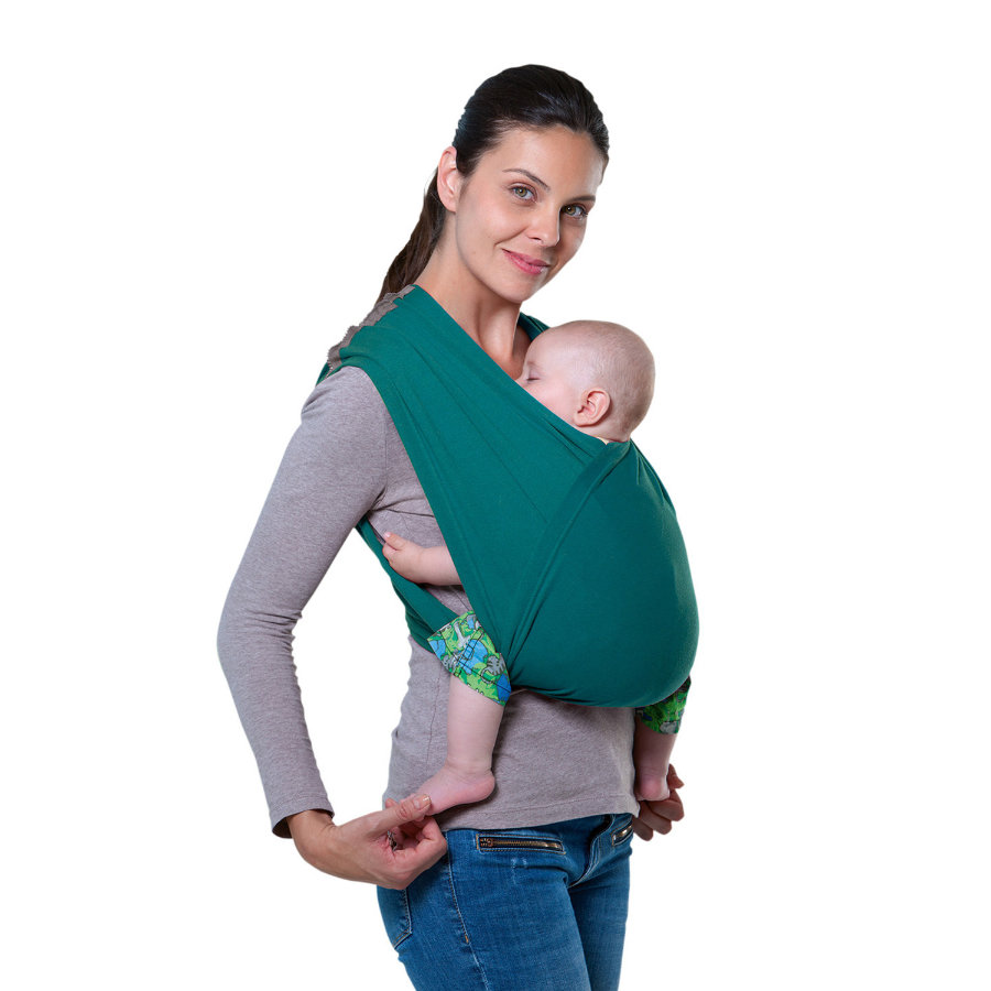 AMAZONAS Baby Carrier Carry Baby petrol