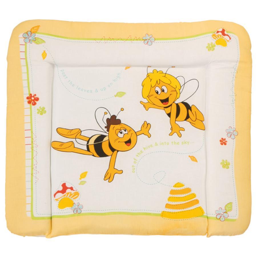 ROBA Wickelauflage soft Biene Maja 85x75 cm