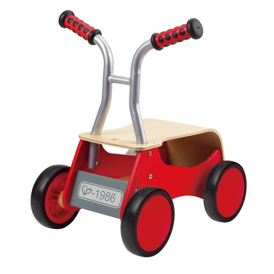 HAPE Quadriciclo rosso