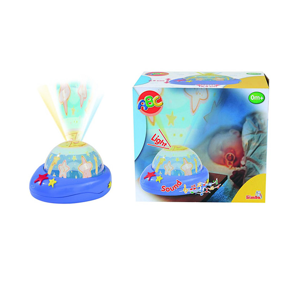 SIMBA ABC Nightlight