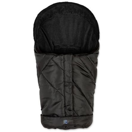 Altabebe Winterfußsack Nordic für Babyschale Größe 0+ schwarz-schwarz
