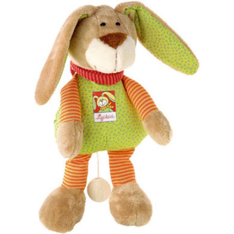 SIGIKID Wombel Bombel Large Musical Bunny