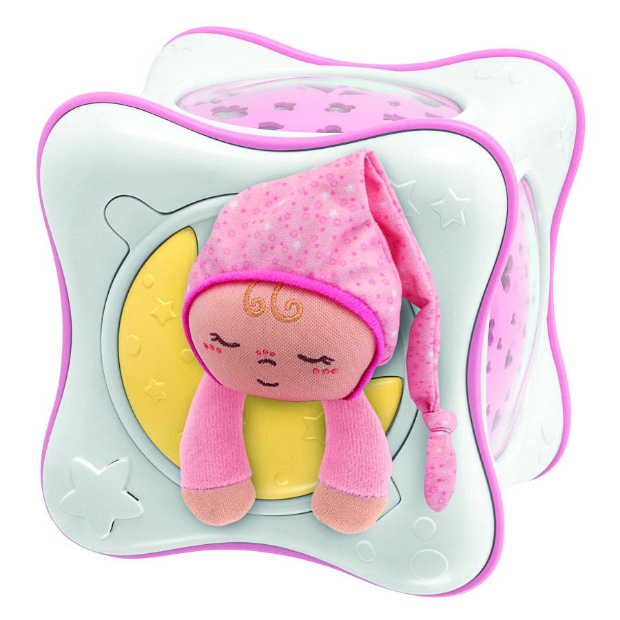 CHICCO Tęczowy projektor First Dreams First Dreams kolor różowy