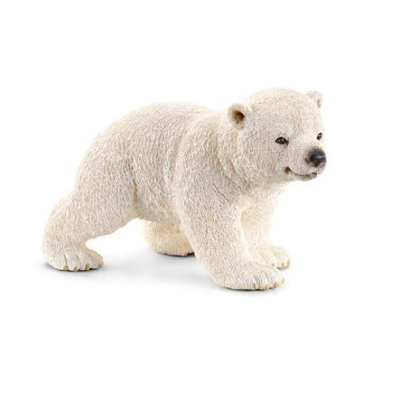 SCHLEICH Jääkarhun pentu, kävelevä 14708