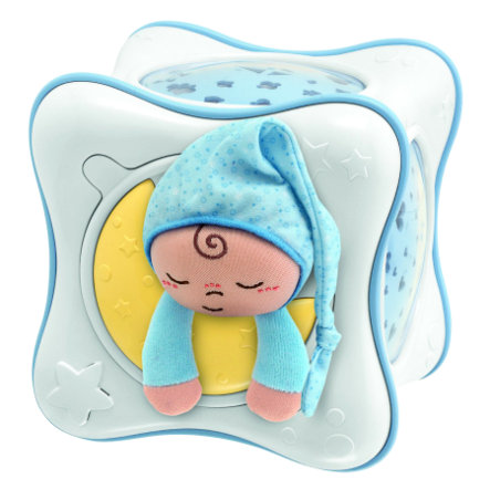 CHICCO Rainbow Cube First Dreams, blue