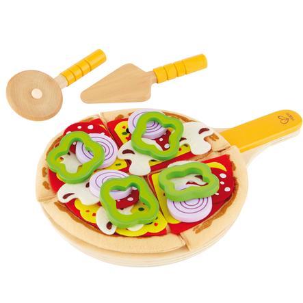 Hape Jeu de pizza bois, 31 pièces E3129