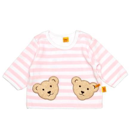 STEIFF Baby Nicki Bluzka z długim rękawem w paski rose