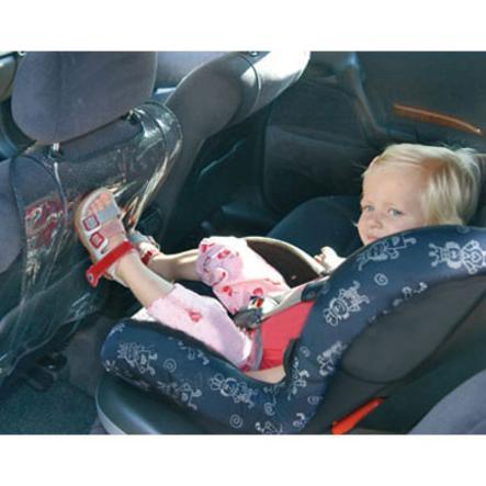ALVI Bilsätesskydd för baksidan av ryggstödet