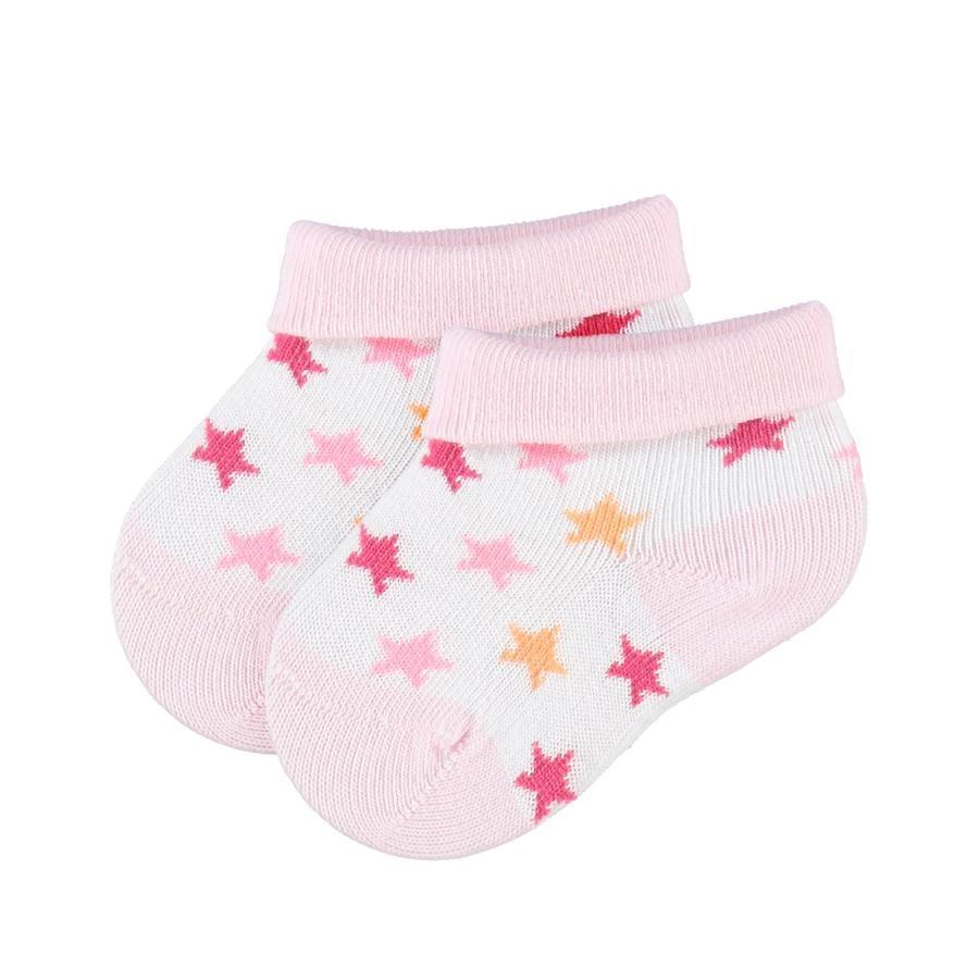s.OLIVER Baby Ponožky v boxu - růžové