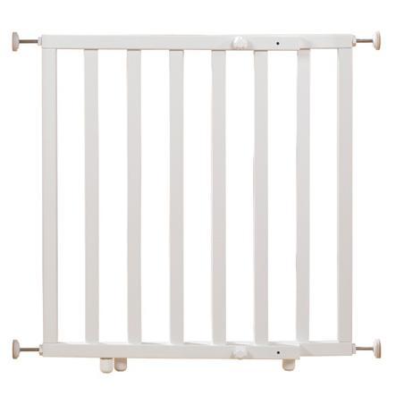 ROBA Türschutzgitter 63 - 114cm (1510W) Weiß