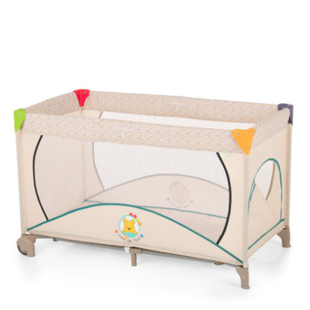 HAUCK Travel Cot Dream'n Play Go Plus Pooh Ready to Play Collection 2014/15