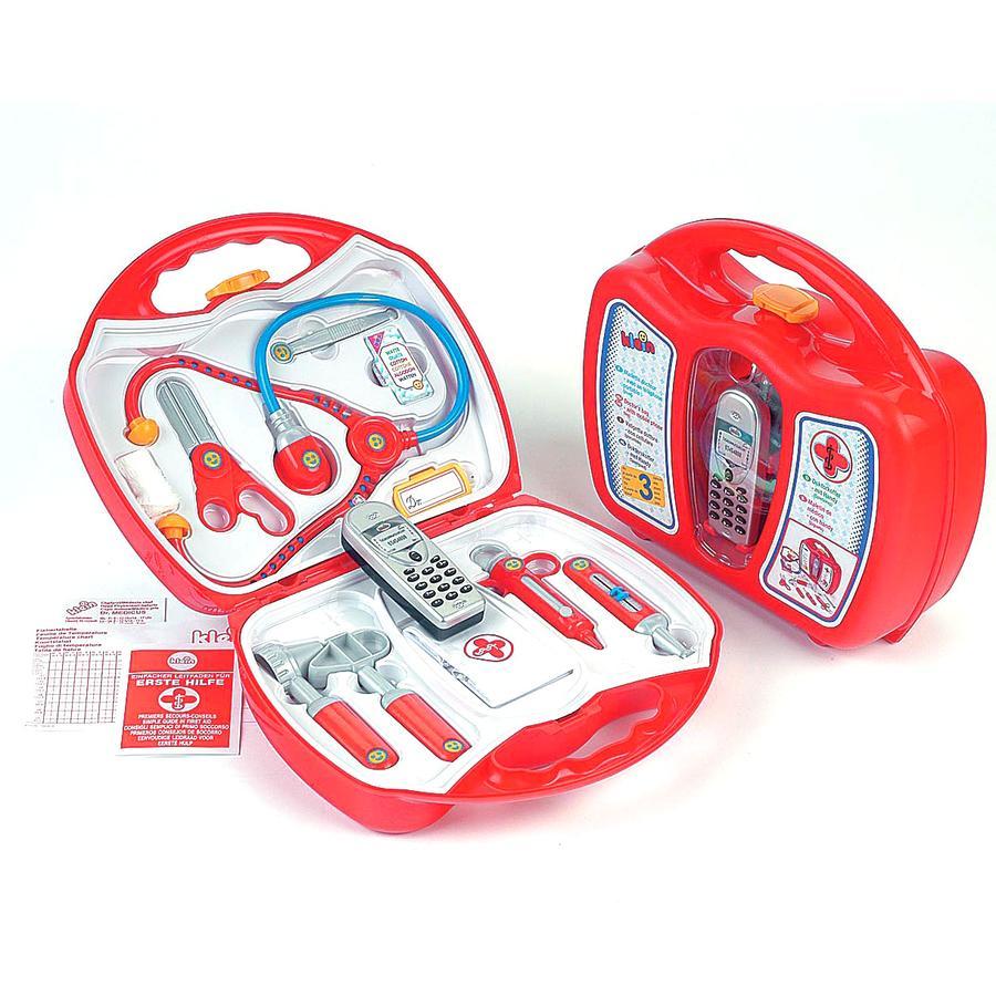 Theo klein Arztkoffer mit Handy 4350