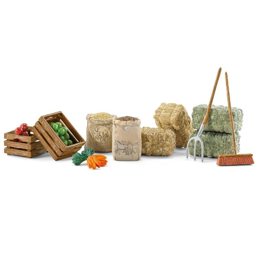 SCHLEICH Kit de nourriture 1 42105