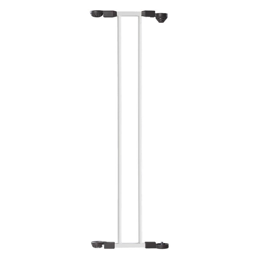 Reer Versperringshek MyGate verlengstuk 20 cm wit/grijs