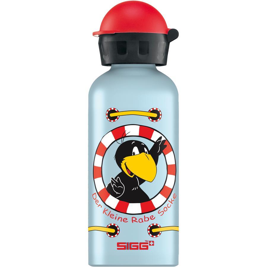 SIGG Trinkflasche 0,4 L Rabe Socke der Käptain