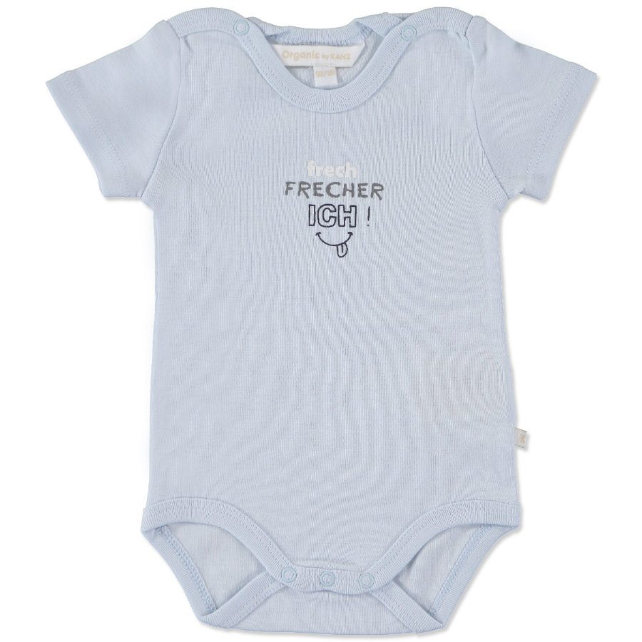 KANZ Boys Baby Body 1/4 Arm dream blue